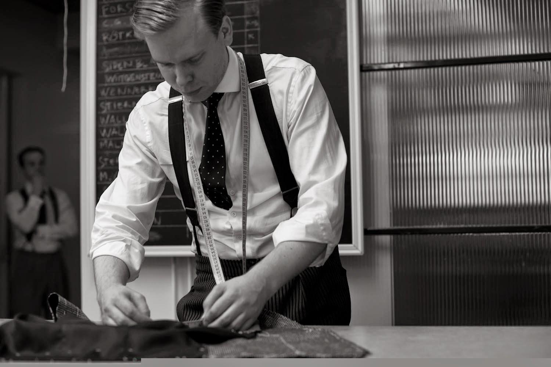 bespoke tailors