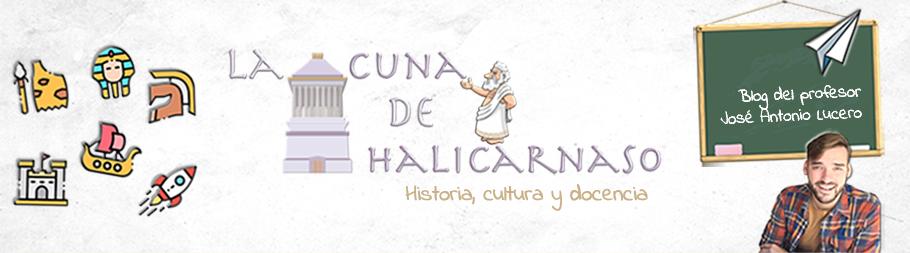 La cuna de Halicarnaso | historia, literatura y educación
