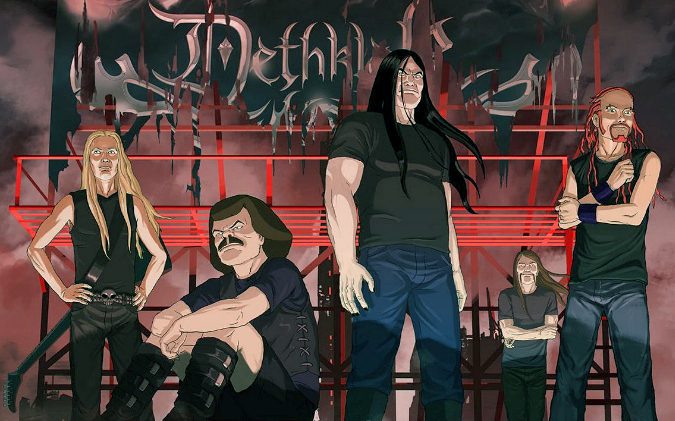DETHKLOK (photo: Metality)