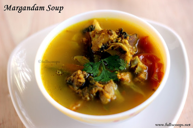 Margandam Soup
