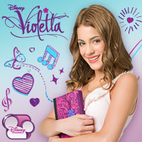 Nickey Planet: Violetta no Disney Channel Brasil