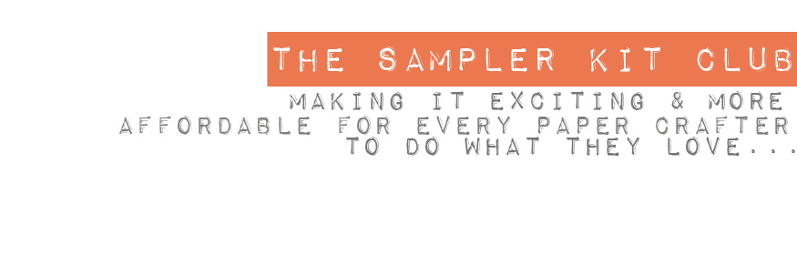 the sampler kit club