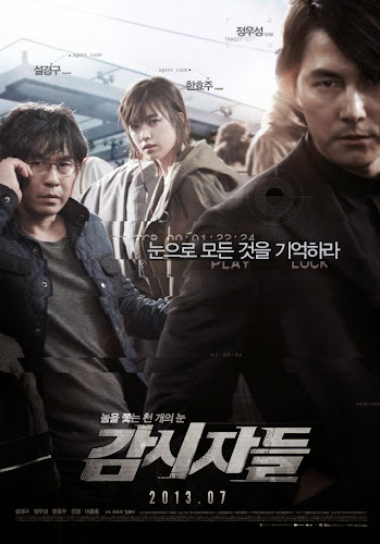 Cold Eyes (BRRip HD Subtitulada) (2013)