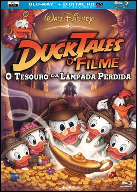 DuckTales: O Filme O Tesouro da Lampada Perdida