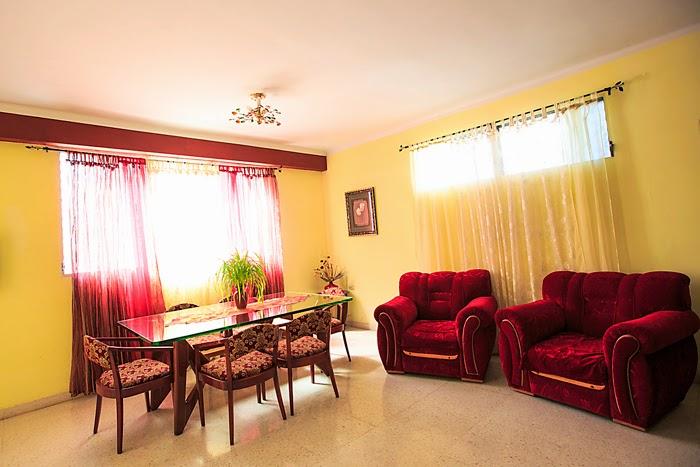 Casa Maura habana vieja rent room