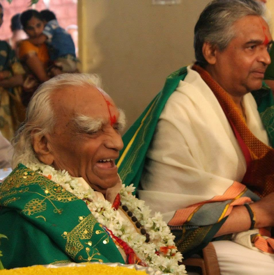 Shraddhanjali to the great Master B.K.S. Iyengar