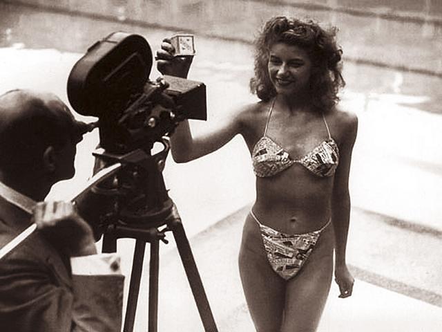 Origen de la palabra bikini