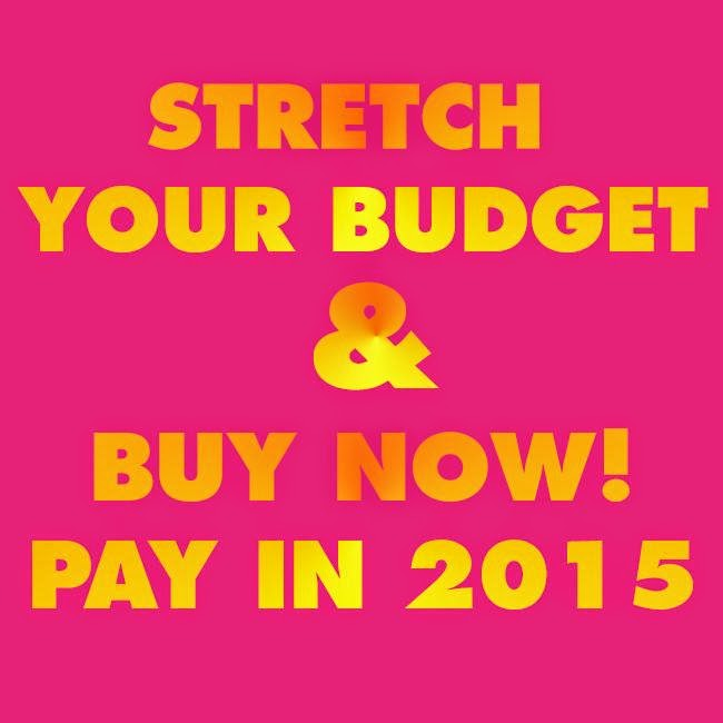 AUTOMATIC CENTRE: STRETCH YOUR BUDGET & BUY NOW PAY LATER