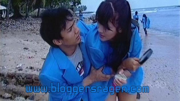 Pemain Love In Anyer Sharena Rizki Fauzan Nasrul