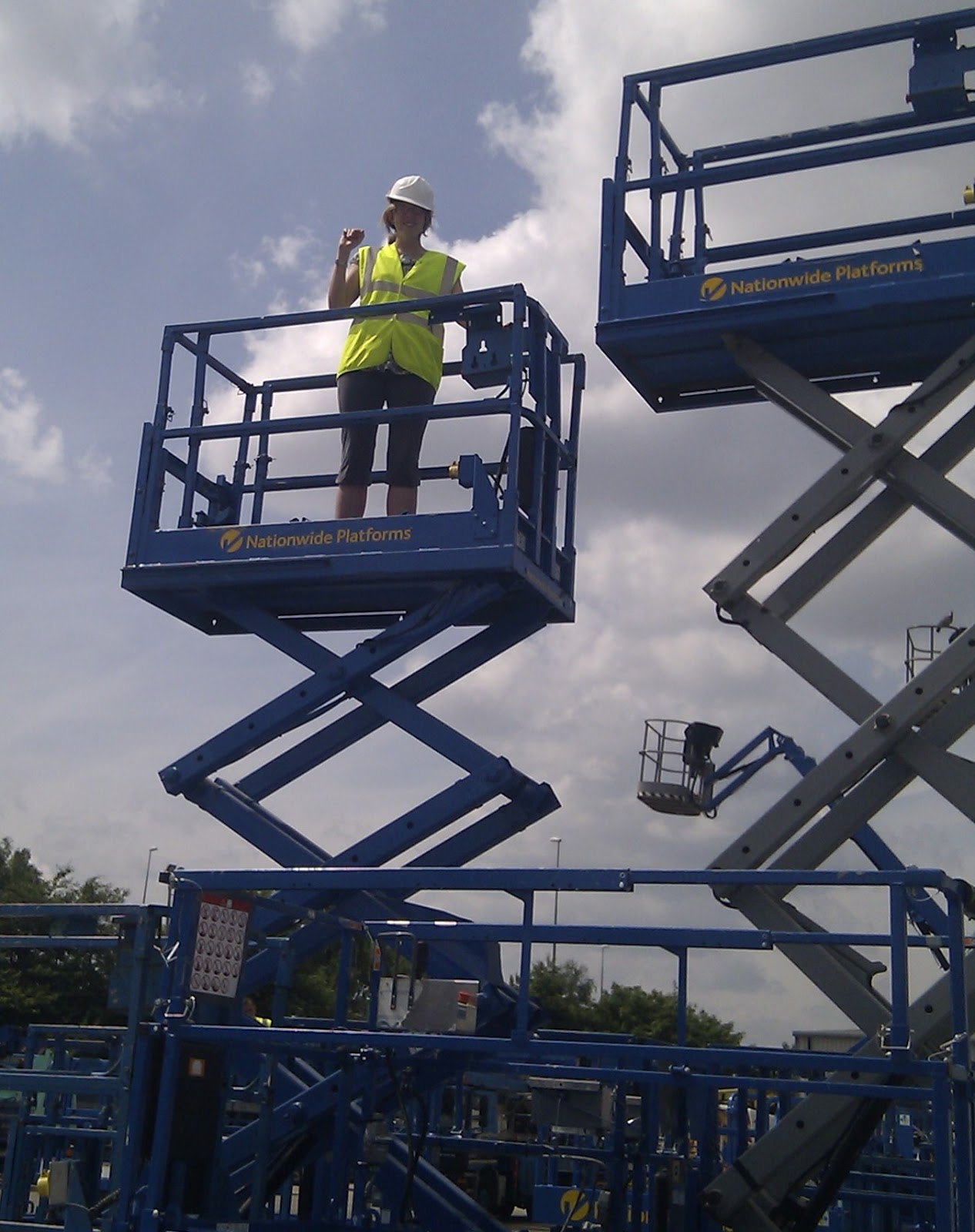 Aerial lift training bing images for Scissor lift training video