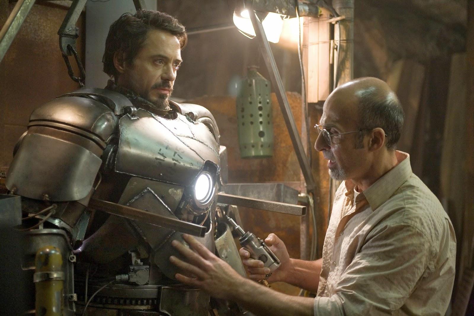 Ảnh trong phim Người Sắt - Iron Man 2