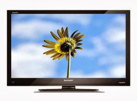 Harga TV LCD Sharp LC-24N407I 24 Inch