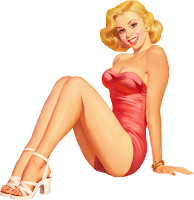 pin up esprit retro