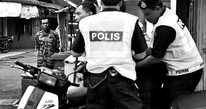 rempit malaysia mati