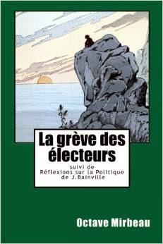 """""""La Grève des électeurs"""", Éditions AOJB, janvier 2015"""