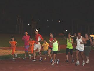ZUMBA en Segovia GIRATHON solidario 24h_ corriendo junto a David Mora