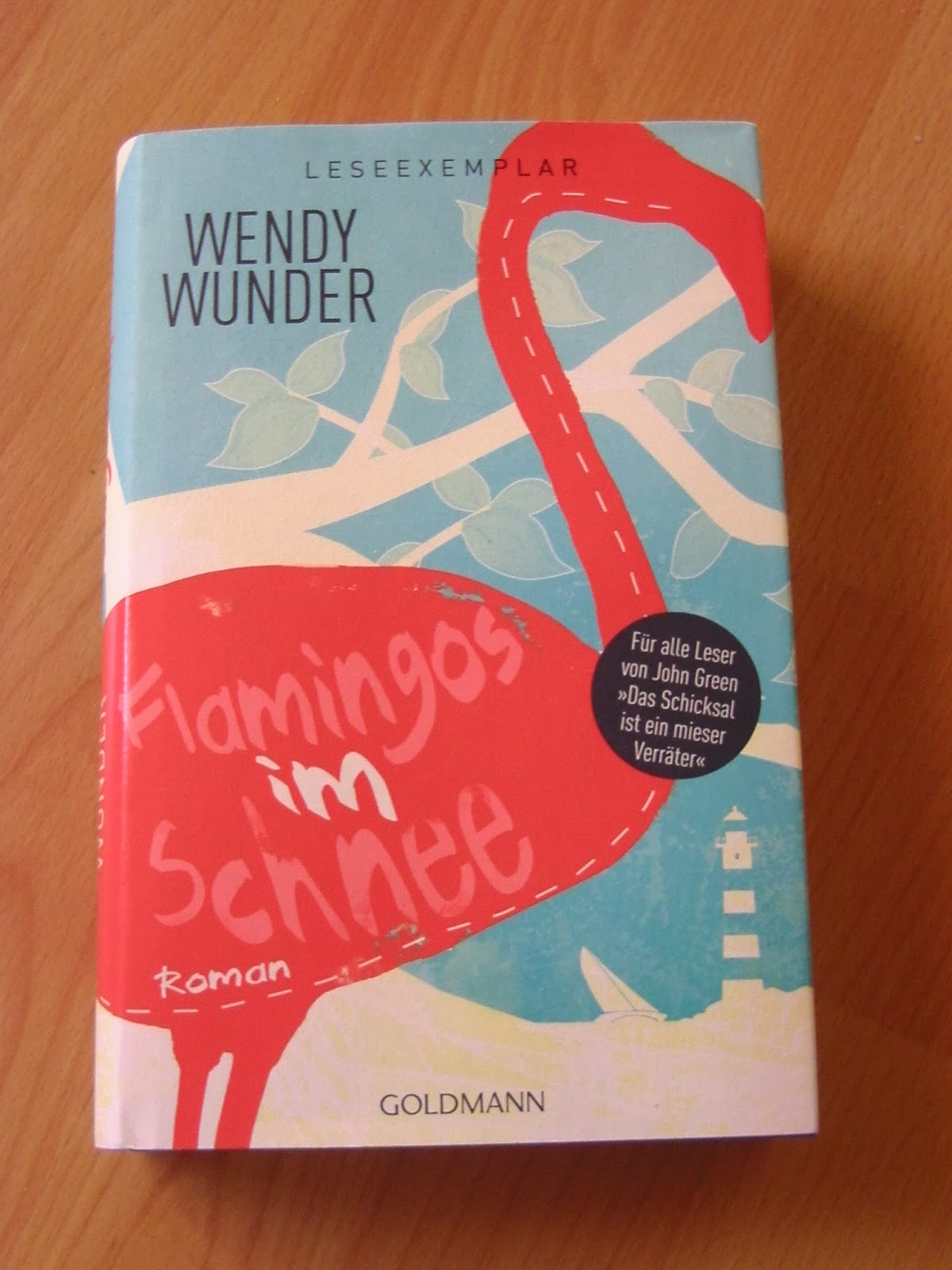 http://www.amazon.de/Flamingos-im-Schnee-Wendy-Wunder/dp/3442313236/ref=sr_1_1?s=books&ie=UTF8&qid=1391198304&sr=1-1&keywords=flamingos+im+schnee