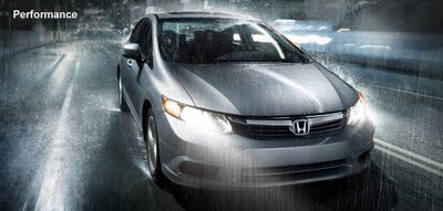 Compared With The Current Model Honda Civic Sedan Coupe And Natural Gas Models All Will Be Equipped ECO Technology Assist