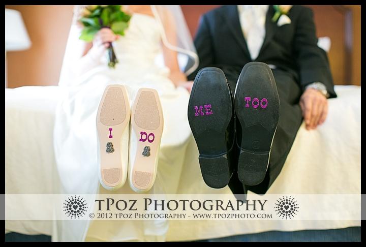 I do me too wedding shoes