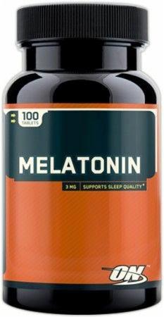 suplemento de melatonina remédio para dormir