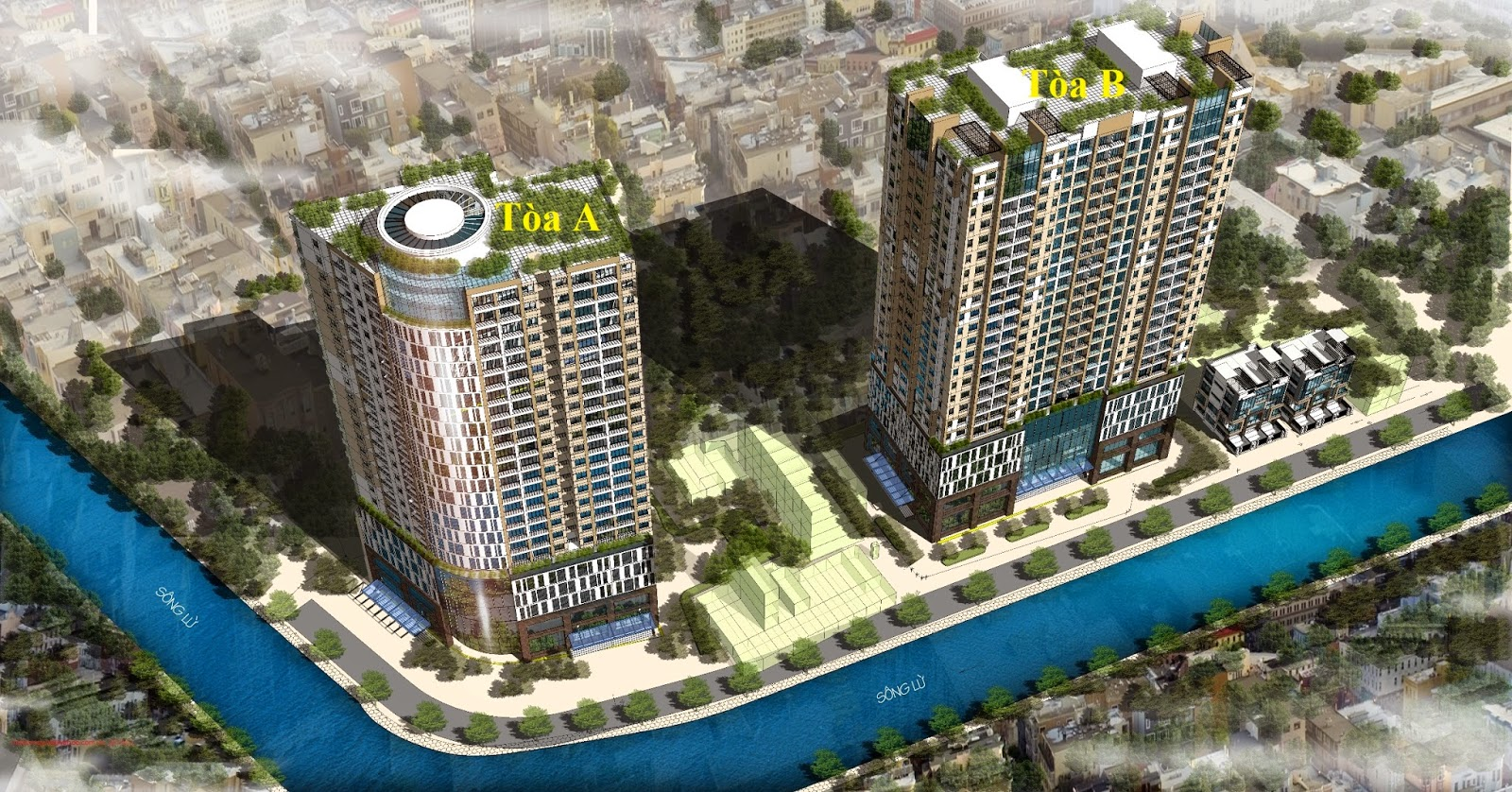 Chung Cư CT36 Dream Home