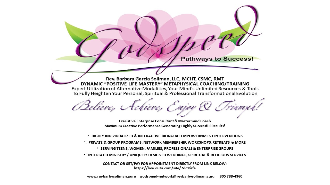 Godspeed Pathways to Success!