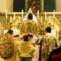 Raspored svetih Misa - svibanj 2019.