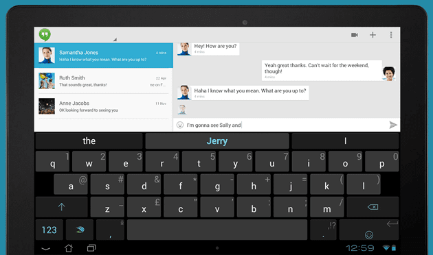 Download SwiftKey Keyboard for Android Kini Gratis 1