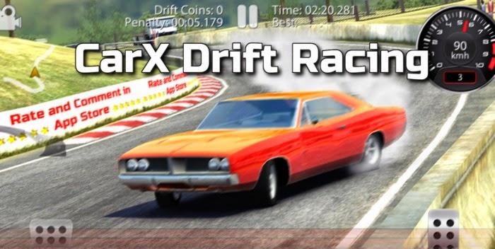 CarX Drift Racing FULL MOD APK+DATA (Unlimited Gold Coins)
