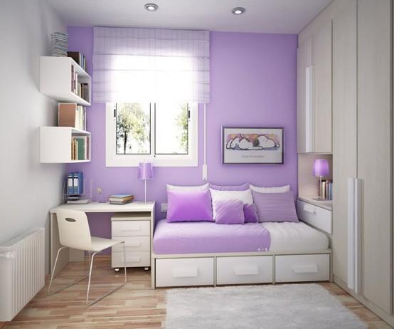 Lila hálószobák ~ Szép házak, szép otthonok