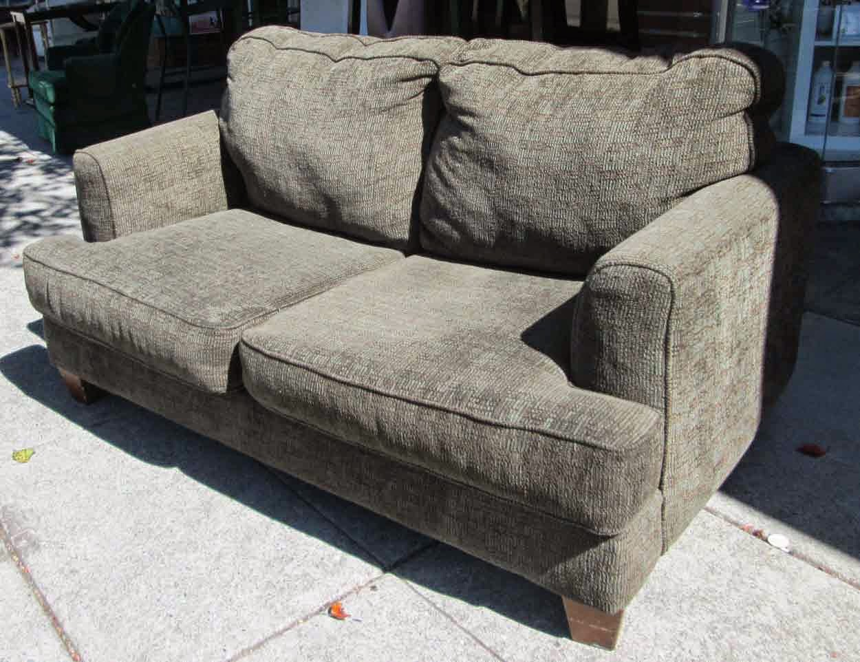 Uhuru Furniture Collectibles Sold Ashley Furniture Loveseat 185