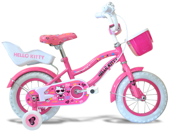 Polygon Cycle Sepeda Hello Kitty