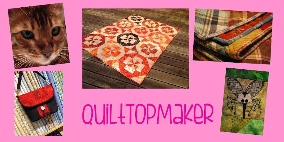 Brita - the QuiltTopMaker  :-)