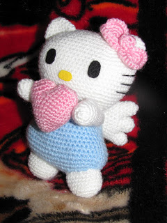 Hello Kitty - ангел