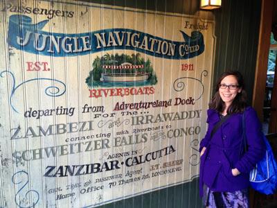 Jungle Cruise- Dapper Day