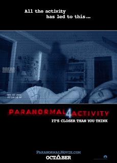 Paranormal Activity 4 Türkçe Dublaj izle