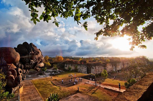 What to do In Bali at Garuda Wisnu Kencana ( GWK ) Cultural Park