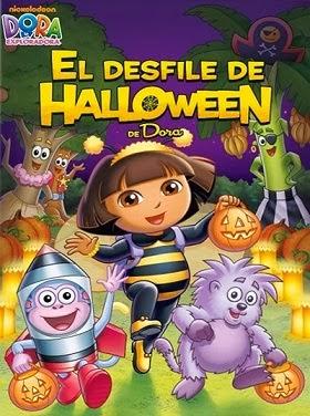 Dora a Aventureira O Desfile de Halloween Dublado