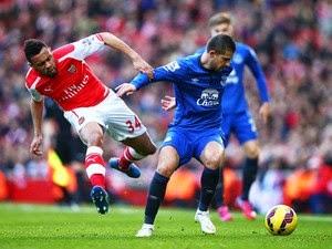Arsenal vs Everton 2-0 All Goals & Highlights Video