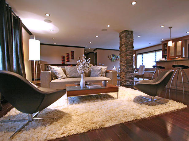 Modern furniture modern neutral living rooms for Earthy living room ideas