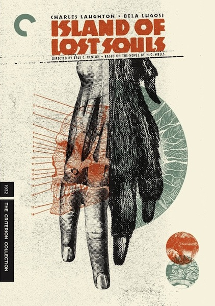 Laughton lugosi Criterion cover