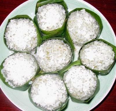 Vietnamese Mung Bean Dumplings (Bánh Khúc)1