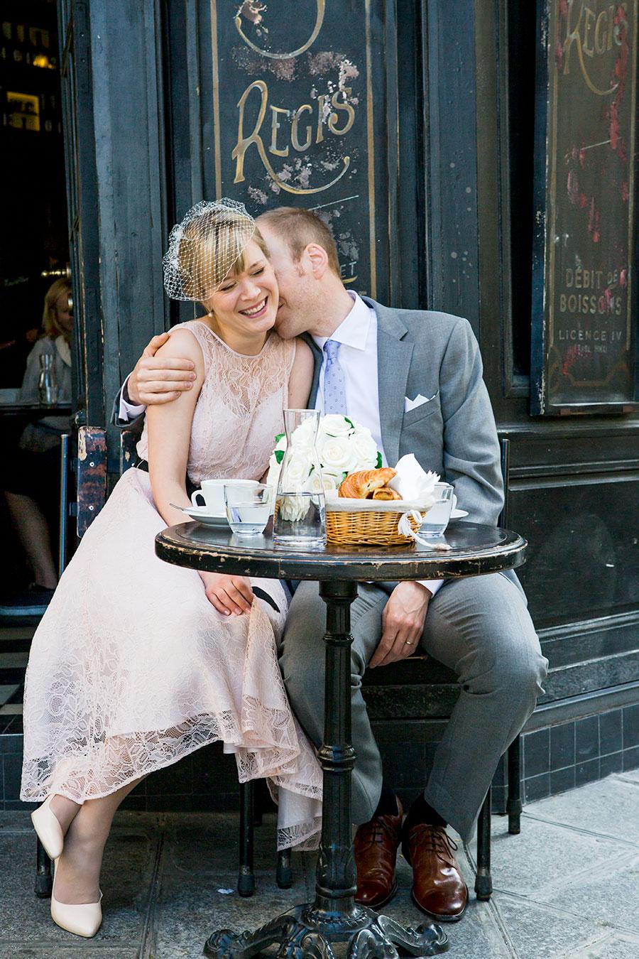 svenskt bröllop i paris