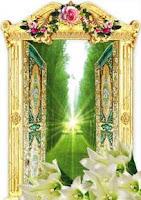 """Sehl b. Sa'd , Nebî salla'llahu aleyhi ve sellem 'in şöyle buyurduğu rivâyet edilmiştir: Cennet'te """"Reyyân"""" denilen bir kapı vardır. Bu kapıdan kıyâmet gününde (Cennet'e) yalnız oruçlular girerler; onlardan başka hiç bir kimse giremez (Kıyâmet gününde): oruçlular nerede? diye i'lân edilir. Oruçlular kalkıp girerler. Bunlardan başka hiç bir kimse buradan giremez. Oruçlular girdikten sonra da kapı kapanır, artık kimse giremez."""