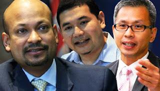 Sedia jumpa Rafizi dan Tony Pua serentak -Arul Kanda