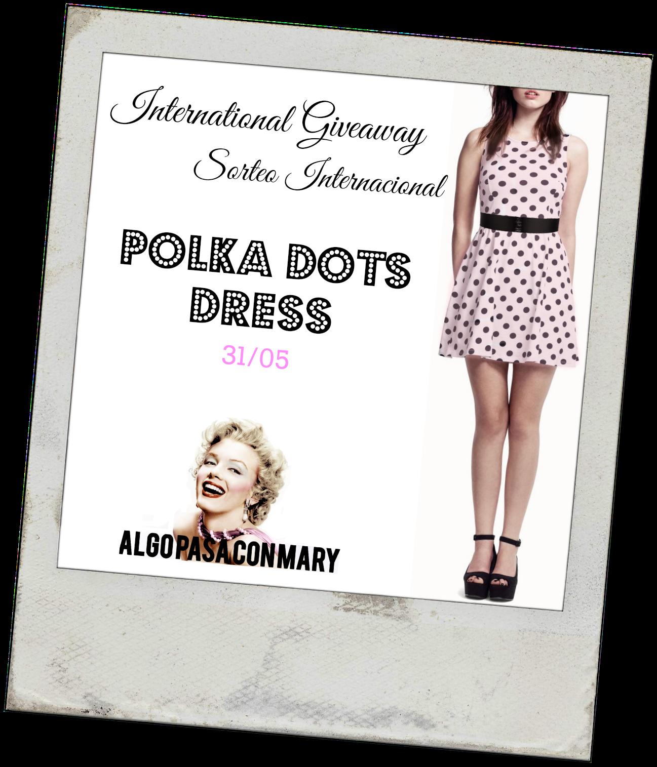 POLKA DOTS DRESS GIVEAWAY