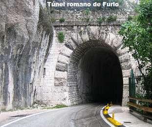 Túnel romano de Furlo