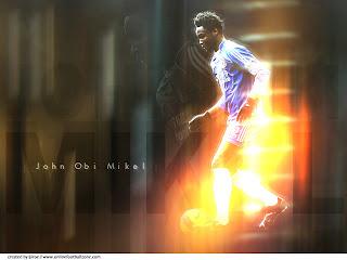 John Obi Mikel Chelsea Wallpaper 2011 1