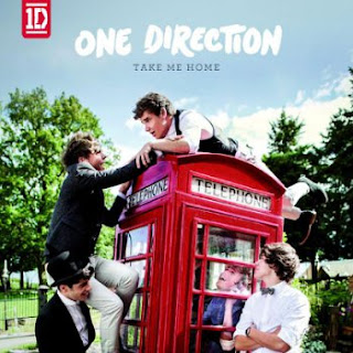 lagu one direction album take me home