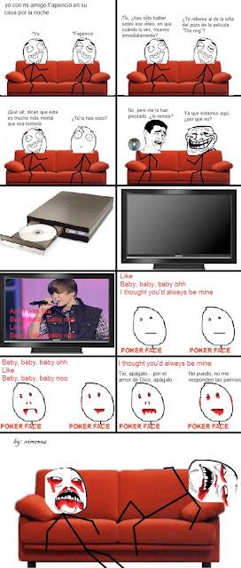 Memes - Justin Bieber mortal...